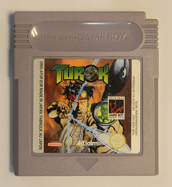 Turok - Battle of the Bionosaurs&extralang=