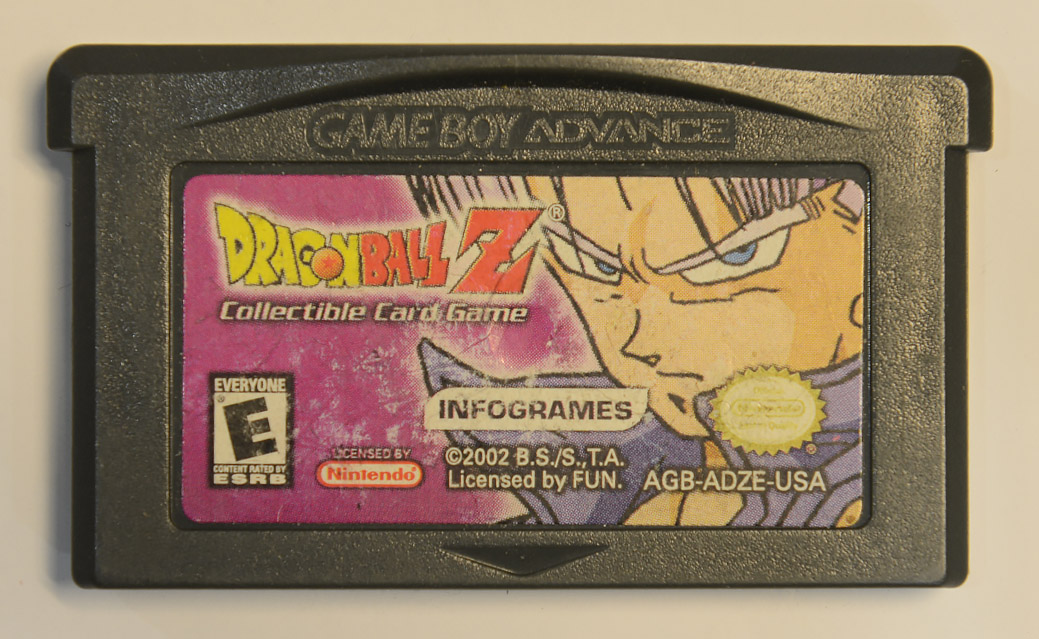 Dragonball Z - Collectible Card Game&extralang=