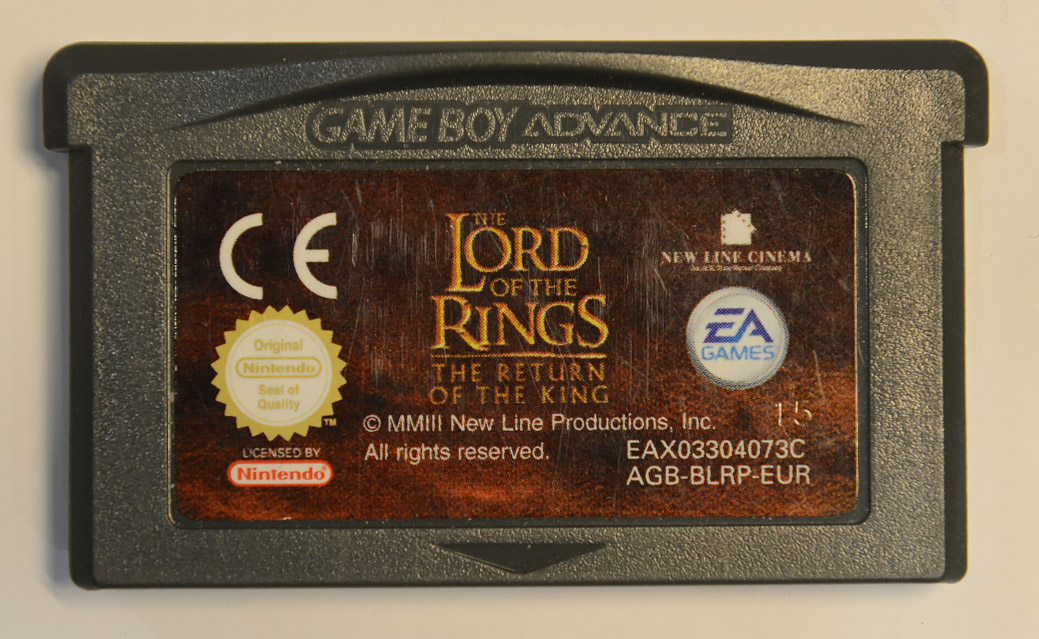 The Lord Of The Rings - The Return Of The King&extralang=