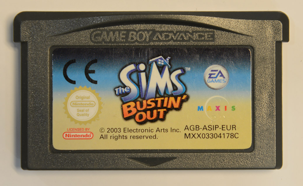 The Sims - Bustin' Out&extralang=