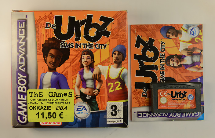 De Urbz - Sims in the City&extralang=