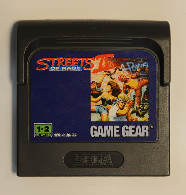 Streets of Rage II&extralang=fr