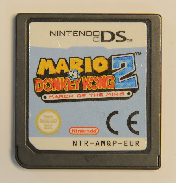 Mario vs Donkey Kong 2 - March Of The Minis&extralang=