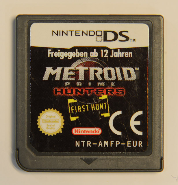 Metroid Prime Hunters - First Hunt&extralang=