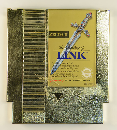 The Adventure of Link - Zelda II&extralang=