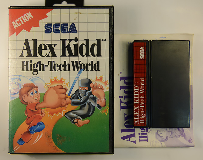 Alex Kidd - High-Tech World&extralang=