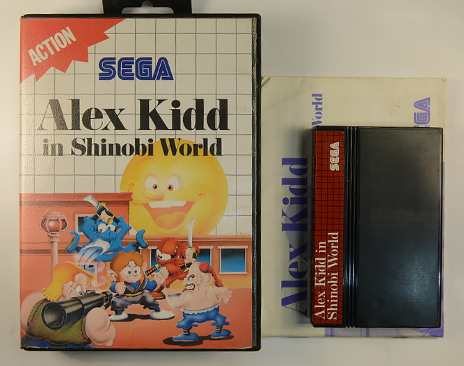 Alex Kidd in Shinobi World&extralang=