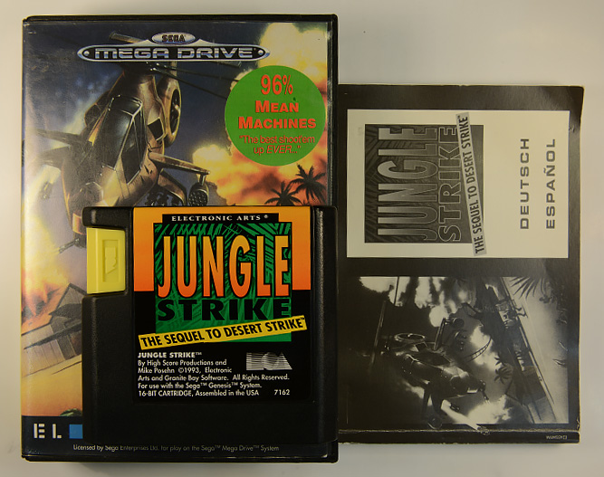 Jungle Strike - The Sequel To Desert Strike&extralang=