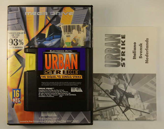 Urban Strike - The Sequel To Jungle Strike&extralang=